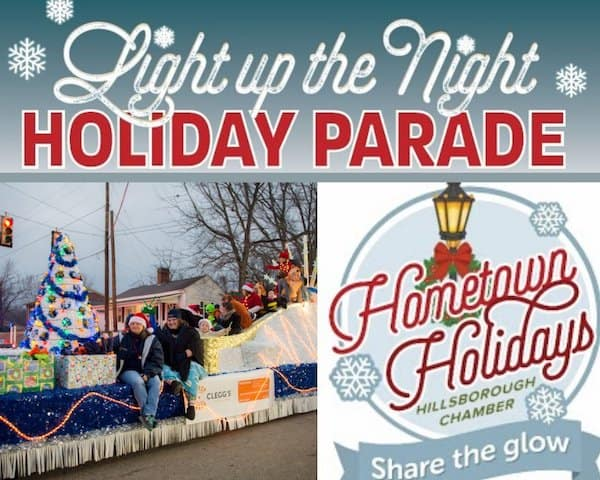 Hillsborough Olde Fashioned Christmas 2020 Light Up The Night Hillsborough Holiday Parade   Triangle on the Cheap