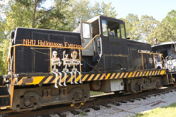 Tracks Halloween Weekend 2020 Track or Treat: Halloween Express Train Ride with New Hope Valley