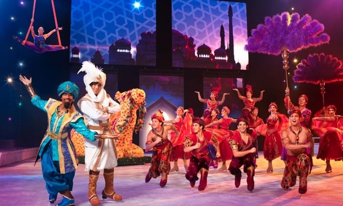 Disney on Ice Presents Road Trip Adventures (December 12-15)