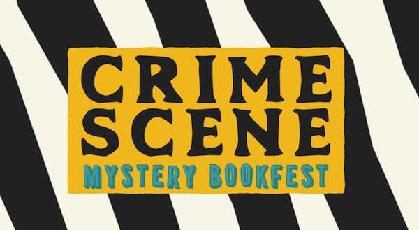 First annual Crime Scene -- Mystery Bookfest at McIntyre's Books in Pittsboro