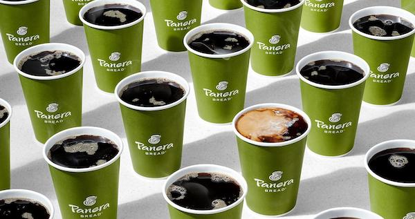 Possible Free Coffee at Panera Bread – Twitter