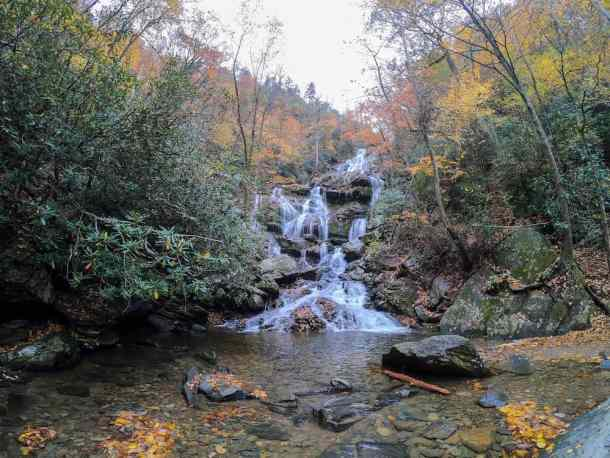 Catawba Falls, Western North Carolina