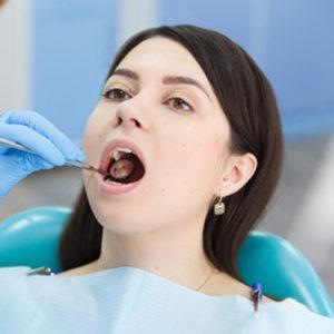 triangle periodontics extractions
