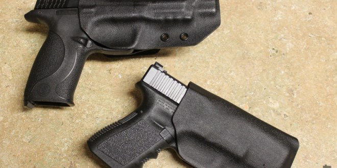 DIY - How To Make Kydex Holsters | Triangle Tactical