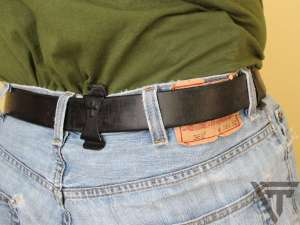 tuckable holster