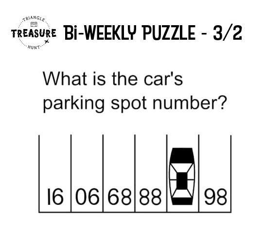 Bi-Weekly Puzzle 03-02-20