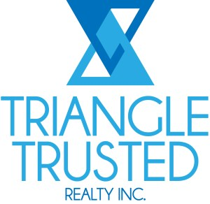 Triangle Trusted Realty Logo