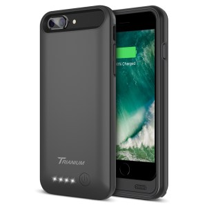 Atomic Pro Battery Case for iPhone 7 Plus – Black