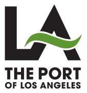 Port of LA logo PMS 370