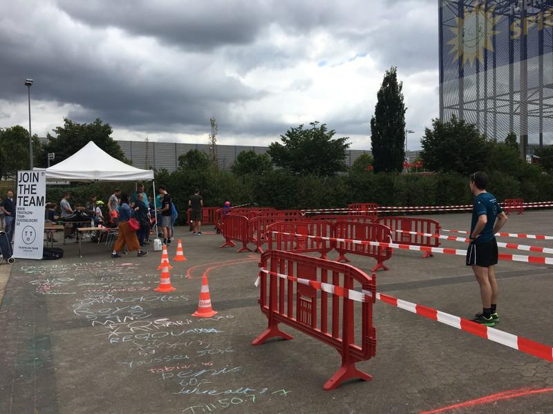 Erste Triathlonerfahrungen: Kids in Action 2019