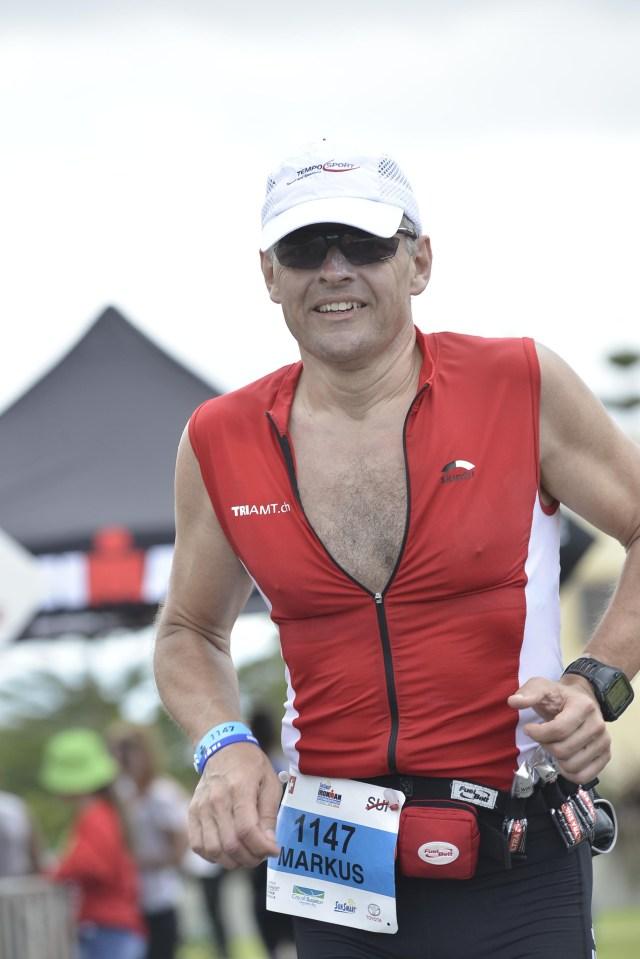 Ironman Western Australia Run
