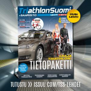Triathlon-lehti 1/2016