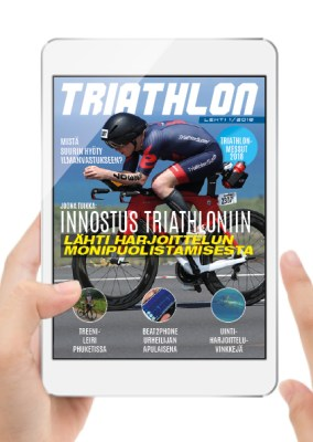 Triathlon-lehti 1/2018