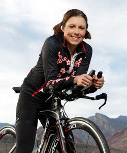 Angela Naeth. Photo: Richard Sibbold/Triathlon Magazine Canada