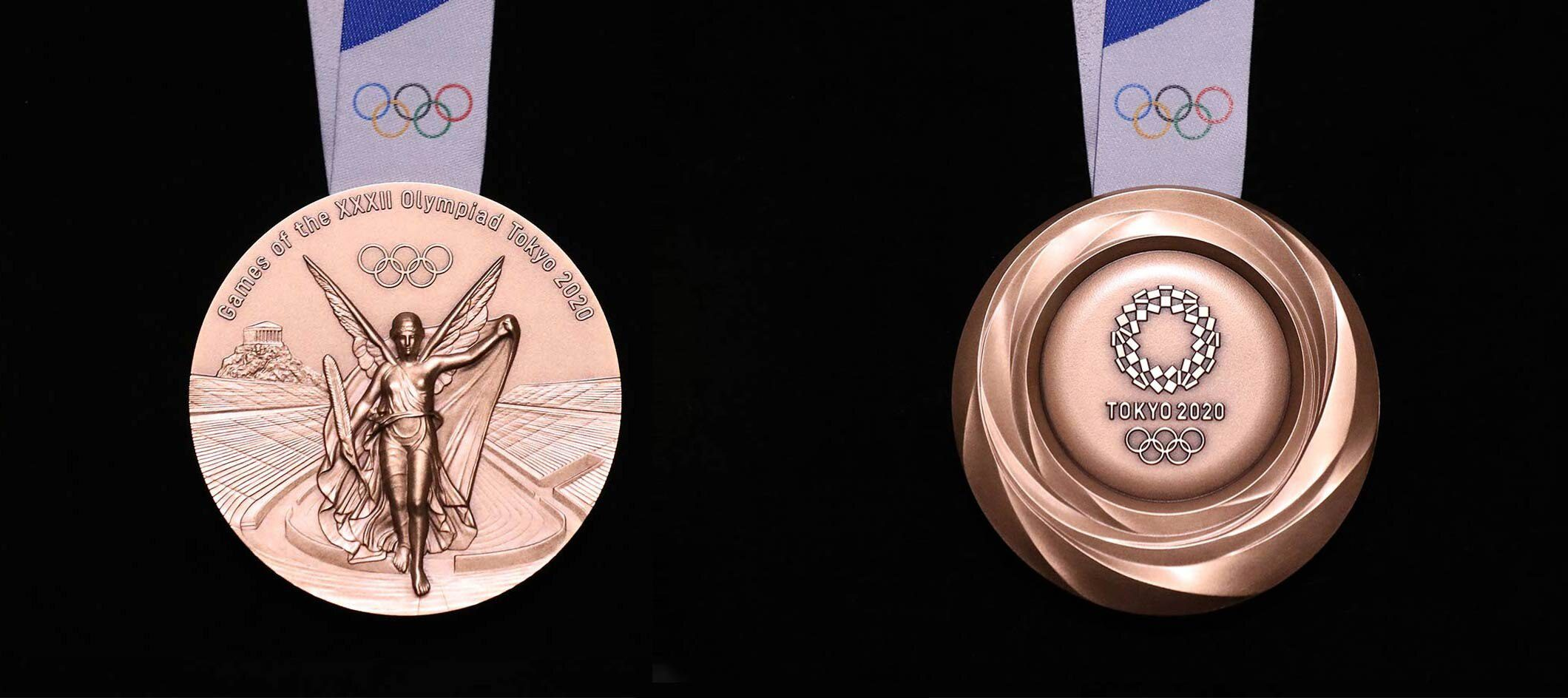 Tokyo Olympic Medals Revealed
