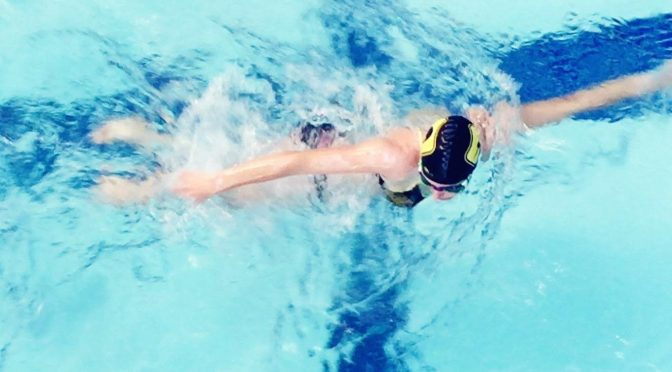 Swimming tips and drills