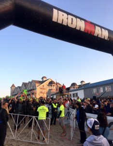 IronMan 70.3 Maine - Race insights - Rolling Start