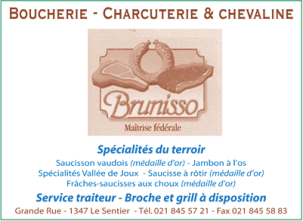 Boucherie Brunisso