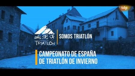 Portada Vídeo Campeonato de España