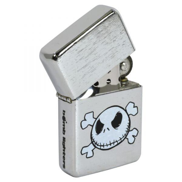 Nightmare Before Christmas Jack Skellington Skull and Crossbones Lighter Bomb Lighters