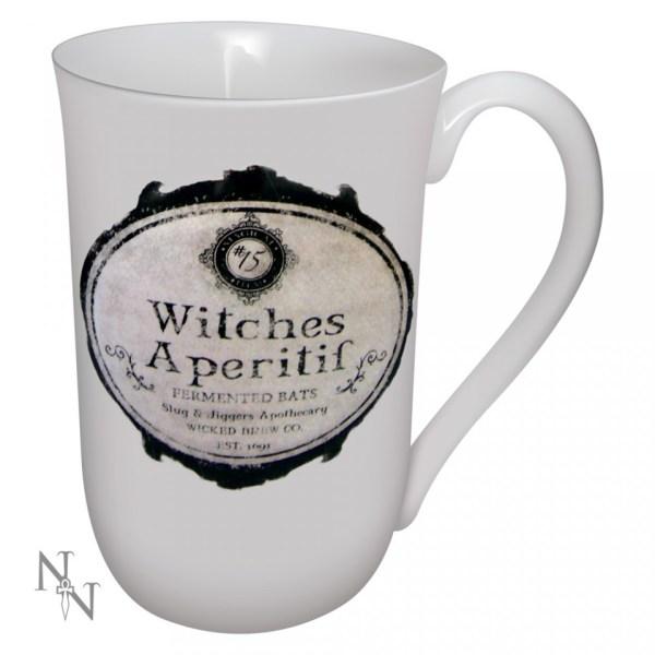 Large Witches Aperitif Mug