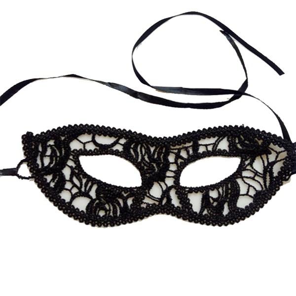 Lace Eye Mask Fancy Dress Halloween Costume