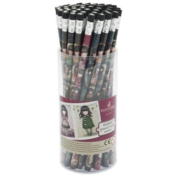 Santoro Gorjuss Scented Pencil with Eraser