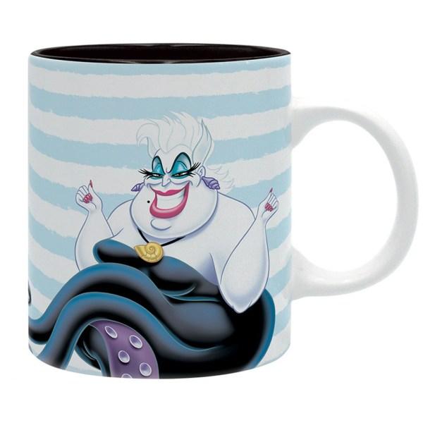 Disney Villains Ursula Mug The Little Mermaid Ariel
