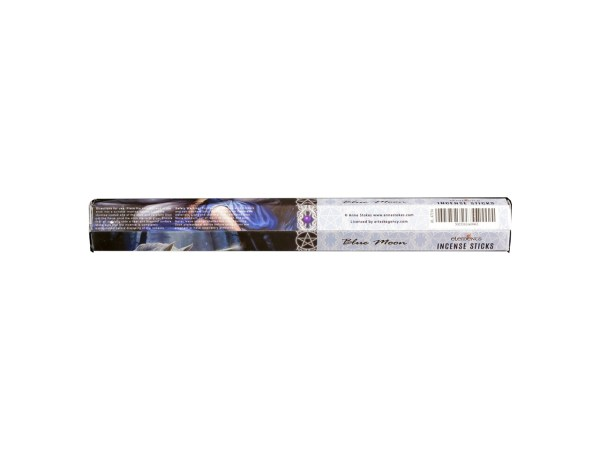 Anne Stokes Blue Moon Boxed Incense Sticks Opium Infused Cleansing Aromatherapy Fragrance Aroma Unicorn Fairy Pixie