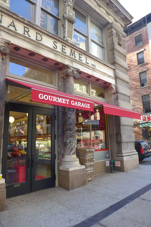 Tribeca Citizen Gourmet Garage