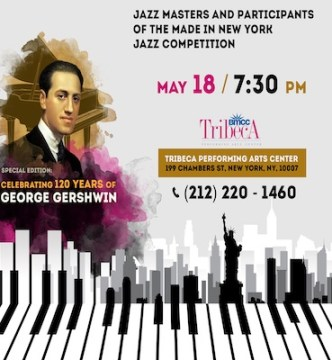 Made in New York Jazz Competition 6th Annual Jazz Gala