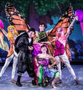 Cirque-tacular / DCA Productions On-Demand Event Spring-a-Ding-DING! Now through July 1