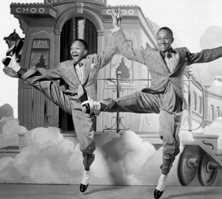 Gravity Is No Limitation:  Great Jazz Dance On Film
