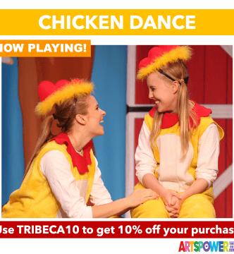ArtsPower OnLine - Chicken Dance - Available NOW through Dec. 31