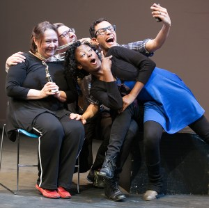 Writers-in-Performance - IN THE CENTER @ Tribeca Performing Arts Center   New York   New York   United States