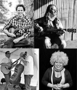 The Hudson Valley Sound:  Fred Gillen Jr., Matt Turk, KJ Denhert and Pluck & Rail @ Tribeca Performing Arts Center | New York | New York | United States