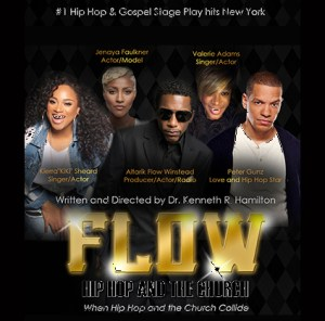 Flow-Hip Hop and the Church @ BMCC Tribeca Performing Arts Center | New York | New York | United States