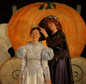 Pushcart Players - A Cinderella Tale....Happily Ever After @ BMCC Tribeca Performing Arts Center | New York | New York | United States