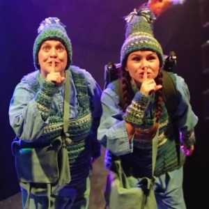 Cahoots NI - Shh! We Have a Plan @ BMCC Tribeca Performing Arts Center   New York   New York   United States