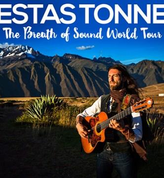 Estas Tonne: Breath of Sound Word Tour