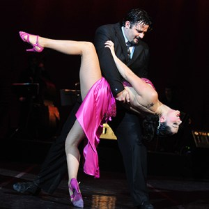 TANGO LEGENDS @ BMCC Tribeca Performing Arts Center | New York | New York | United States