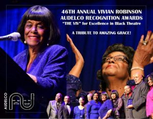 46th Annual Vivian Robinson Audelco Recognition Awards @ Tribeca Performing Arts Center | New York | New York | United States