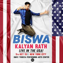 Biswa Kalyan Rath: Live