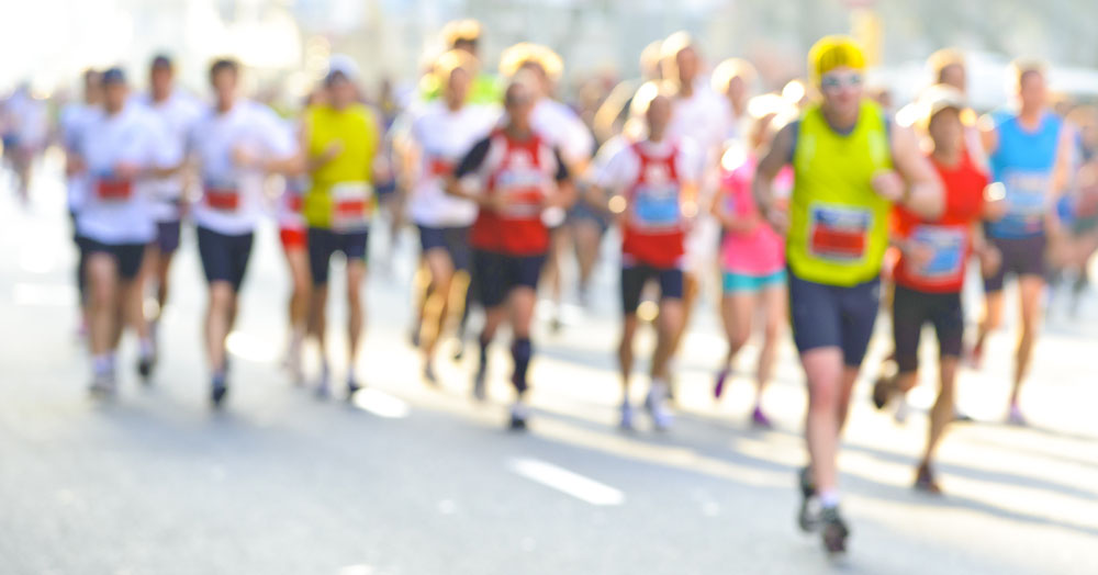marathon-runners Has your programme hit the dreaded 'wall'?