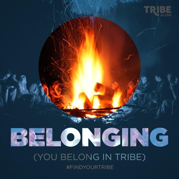 TRIBE Jackson Hole Church, FINDYOURTRIBE, Belonging