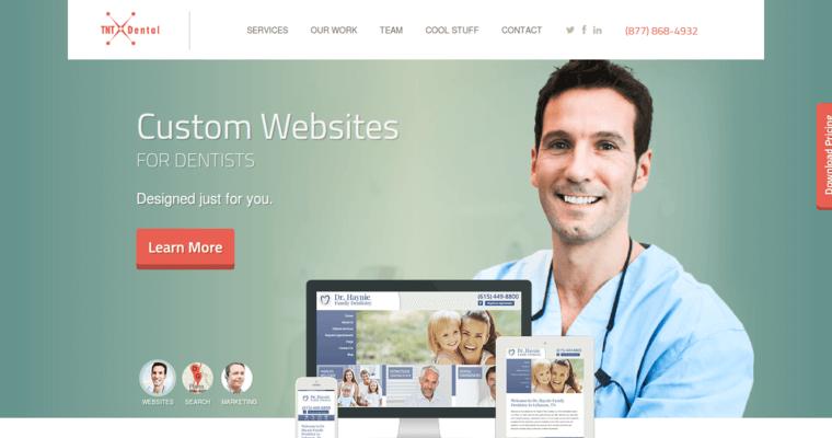 Attractive Website