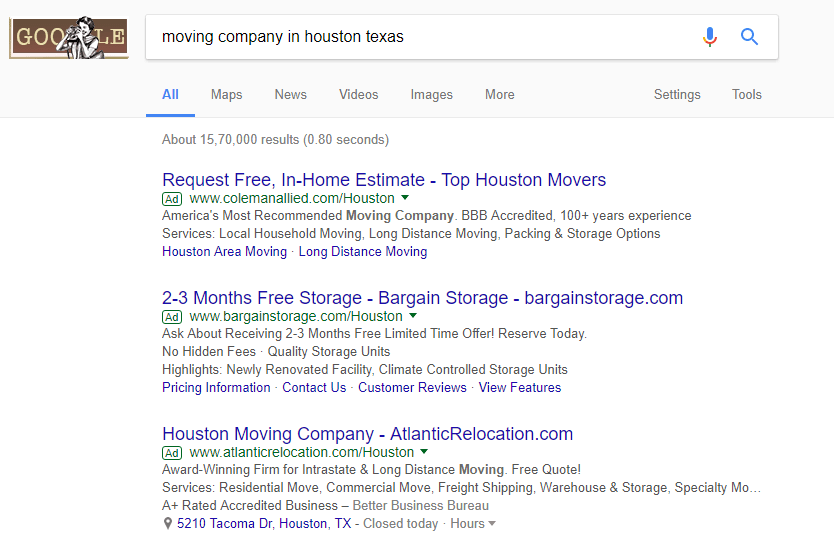 Local SEO for Moving Companies important