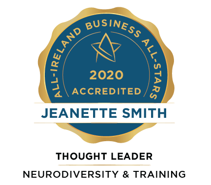 Jeanette Smith - Training Solutions Kilkenny - Business All-Stars Accreditation