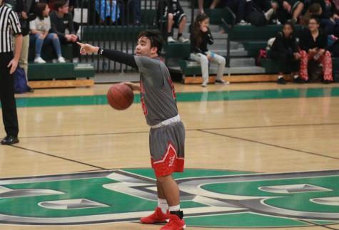 Basketball overcomes captain's injury