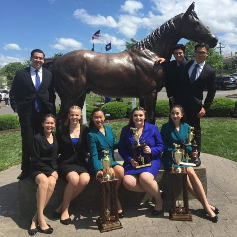 Speech and Debate Duo advances to Nationals